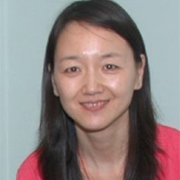 Dr May Wang